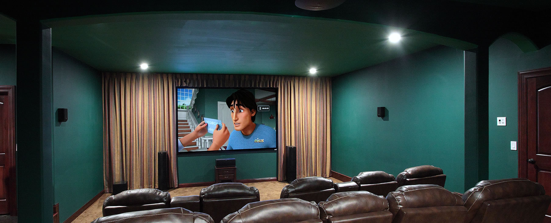 Residential Home Theater